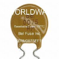 0ZRM0075FF1E - Bel Fuse - Fusibili ripristinabili - PPTC