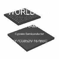 CY7C0852V-167BBC - Cypress Semiconductor