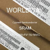 CY7C0851V-167BBC - Cypress Semiconductor - SRAM