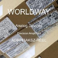 AD8613AKSZ-REEL - Analog Devices Inc - 高精度アンプ