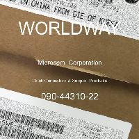 090-44310-22 - Microsemi Corporation - Generator Jam & Produk Dukungan