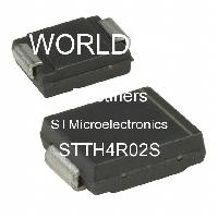 STTH4R02S - STMicroelectronics