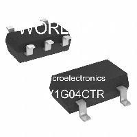 74V1G04CTR - STMicroelectronics - Inverters