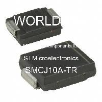 SMCJ10A-TR - STMicroelectronics