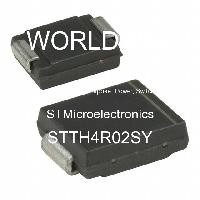 STTH4R02SY - STMicroelectronics