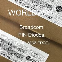 HSMP-3866-TR2G - Broadcom Limited - Diodes PIN