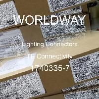1740335-7 - TE Connectivity - Lighting Connectors