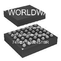 74VCX1632245TBR - STMicroelectronics