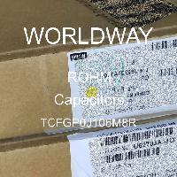TCFGP0J106M8R - ROHM Semiconductor - 커패시터