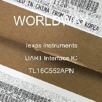 TL16C552APN - Texas Instruments - UART Interface IC