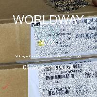 04025A820JAJ2A - AVX Corporation - Multilayer Ceramic Capacitors MLCC - SMD/SMT