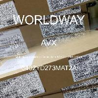 0402YD273MAT2A - AVX Corporation - Condensateurs céramique multicouches MLCC - S
