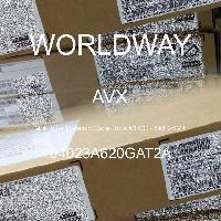 04023A620GAT2A - AVX Corporation - Condensateurs céramique multicouches MLCC - S