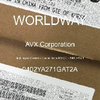 0402YA271GAT2A - AVX Corporation - Condensateurs céramique multicouches MLCC - S