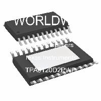 TPA3120D2PWP - Texas Instruments