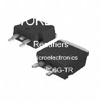 STTH806G-TR - STMicroelectronics