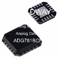 ADG781BCPZ - Analog Devices Inc