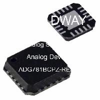 ADG781BCPZ-REEL7 - Analog Devices Inc