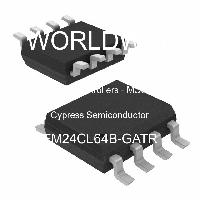 FM24CL64B-GATR - Cypress Semiconductor - 마이크로 컨트롤러-MCU