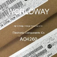 AO4260 - Alpha & Omega Semiconductor - 전자 부품 IC