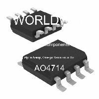 AO4714 - Alpha & Omega Semiconductor - 전자 부품 IC