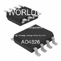 AO4826 - Alpha & Omega Semiconductor - ICs für elektronische Komponenten