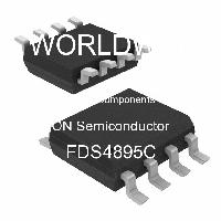 FDS4895C - ON Semiconductor - 电子元件IC