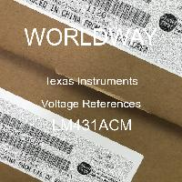 LM431ACM - Texas Instruments - 전압 레퍼런스