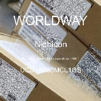 UCD1A680MCL1GS - Nichicon - Aluminum Electrolytic Capacitors - SMD