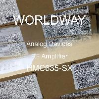 HMC635-SX - Analog Devices Inc - Amplificateur RF