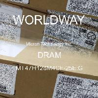 MT47H128M4CF-25E:G - Micron Technology Inc - DRAM