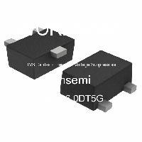 UESD6.0DT5G - ON Semiconductor - Diodos TVS - Supresores de voltaje transitori