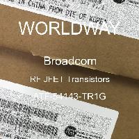 ATF-54143-TR1G - Broadcom Limited - RF JFET Transistors