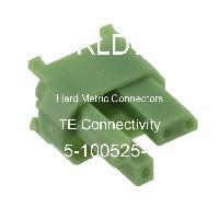 5-100525-4 - TE Connectivity - Hard Metric Connectors