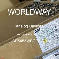 AD5453WBCPZ-RL - Analog Devices Inc - Digital to Analog Converters - DAC