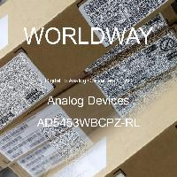 AD5453WBCPZ-RL - Analog Devices Inc - Conversores digitales a analógicos - DAC