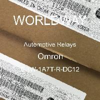 G8W-1A7T-R-DC12 - Omron Electronics Inc-EMC Div - Automotive Relays