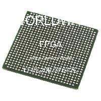 LFEC20E-3F672C - Lattice Semiconductor Corporation