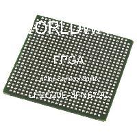 LFEC20E-3FN672C - Lattice Semiconductor Corporation