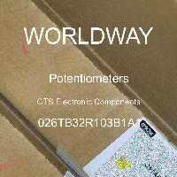 026TB32R103B1A1 - CTS Electronic Components - Potensiometer