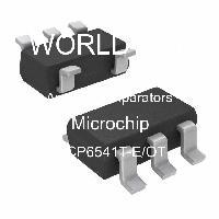 MCP6541T-E/OT - Microchip Technology Inc - 아날로그 비교기