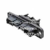 DW3R002ZH1 - JAE Electronics - Heavy Duty Power Connectors