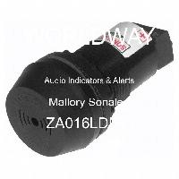 ZA016LDFP1 - Mallory Sonalert - オーディオインジケータとアラート
