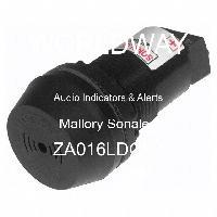 ZA016LDCM1 - Mallory Sonalert - オーディオインジケータとアラート