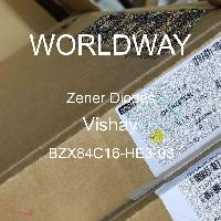 BZX84C16-HE3-08 - Vishay Semiconductor Diodes Division - Zener Diodes
