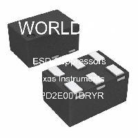 ESD Suppressors Low-Cap 2Ch 5 pieces //-15kV ESD-Prot Array