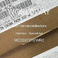 MC33972TEWR2 - NXP Semiconductors - インターフェース-特化