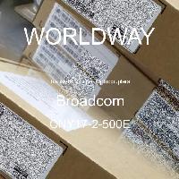 CNY17-2-500E - Broadcom Limited - Transistor Output Optocouplers