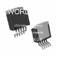 LP3962ESX-2.5 - Texas Instruments - Bộ điều chỉnh điện áp LDO