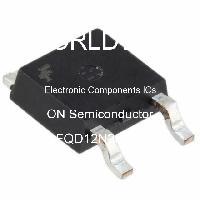 FQD12N20LTF - ON Semiconductor - IC Komponen Elektronik